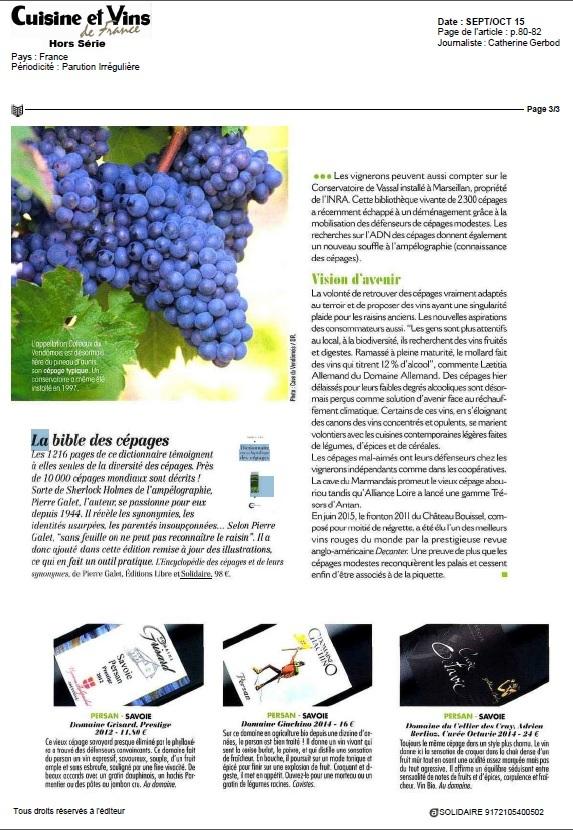 Dictionnaire encyclop dique des c pages et de leurs synonymes - Dictionnaire cuisine francais ...